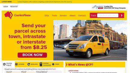 CouriersPlease.com.au
