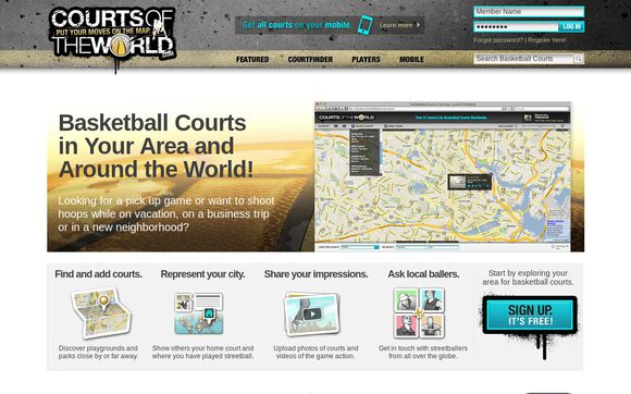 Courts of the World