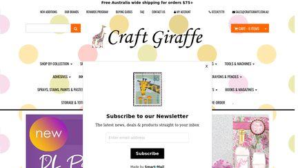 CraftGiraffe.com.au