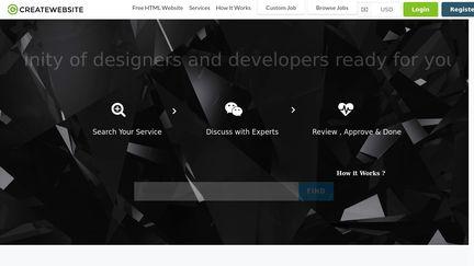 Createwebsite.net
