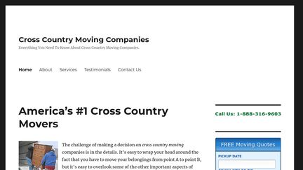 CrossCountryMovingCompanies