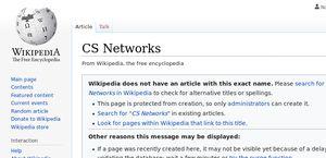 CS-Networks.net