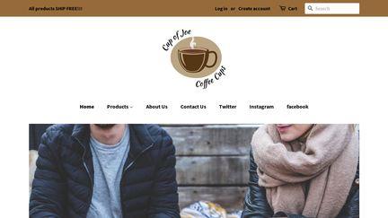 Cup of Joe Coffee Cups