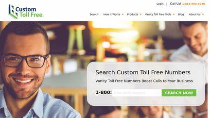Custom Toll Free