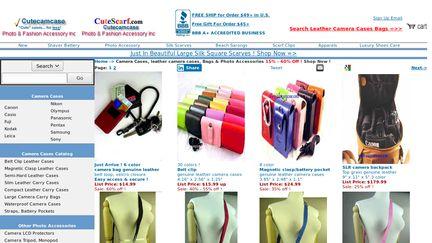 cutecamcase.com
