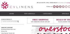 cvlinens reviews 2 reviews of cvlinens com sitejabber