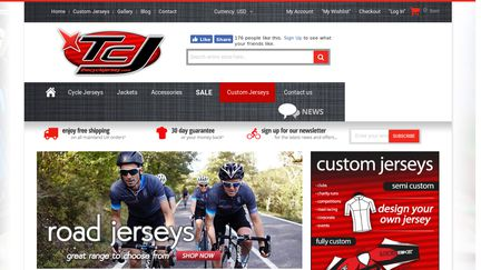 CycleJersey