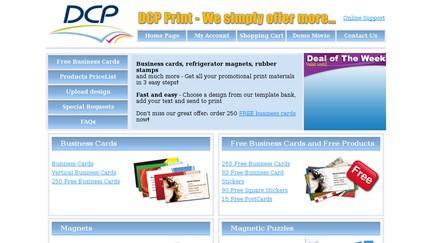 Dcp-print.biz