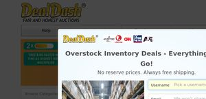 Deal Dash Com Tvs >> Dealdash Reviews 3 974 Reviews Of Dealdash Com Sitejabber