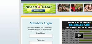 Dealsncash.com
