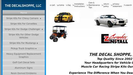 Decalshoppe.com