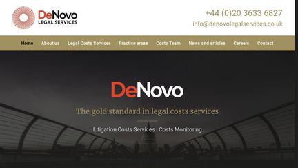 DeNovoLaw.co.uk
