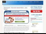 DentaCard Discount Dental Plans