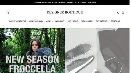 DesignerBoutiqueMensWear
