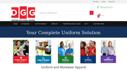 DGG Uniforms