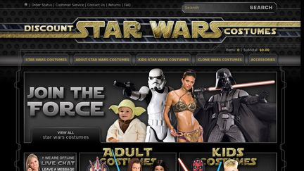 DiscountStarWarsCostumes