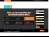 DissertationPlanet.co.uk