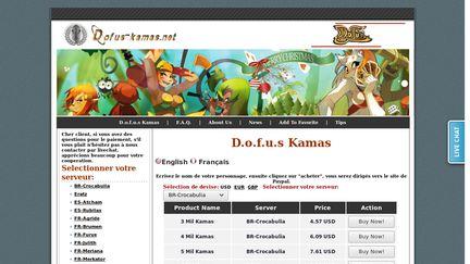 Dofus-kamas.net