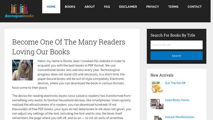 DonnaJeanBooks