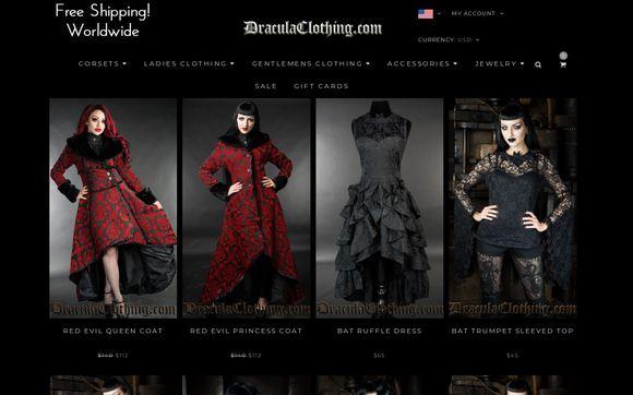 DraculaClothing