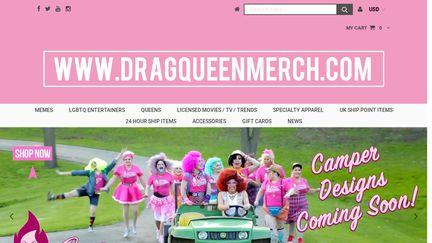 Drag Queen Merch