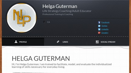 Helga Guterman Training & Coaching