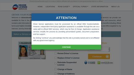 DriversLicenseServices.org