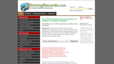 DrivingRecords