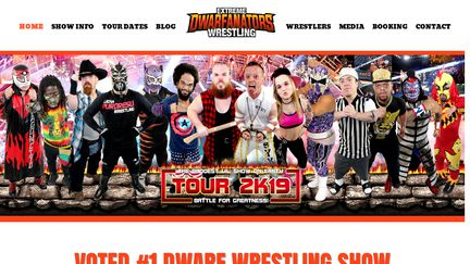 Dwarf Wrestling Entertainment