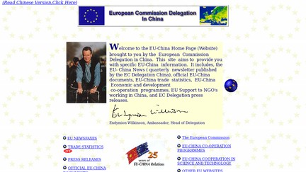 European Commission Delegation In China