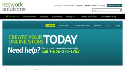 Ecommerce.networksolutions.com