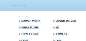 Ecshow.co.uk