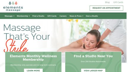 Elements Therapeutic Massage Inc