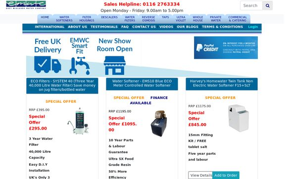 East Midlands Water Company