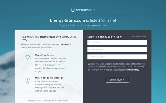 Energy Raters, Inc.