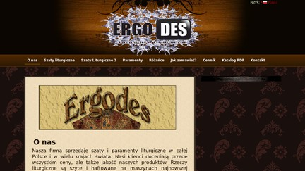 Ergodes.com