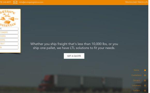Erving's Logistics