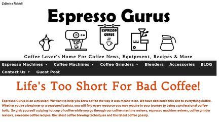 Espressogurus.com