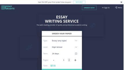 Essay Erudite