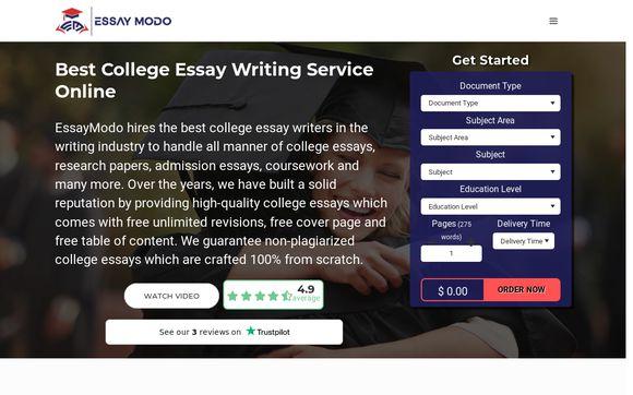 Essay Modo