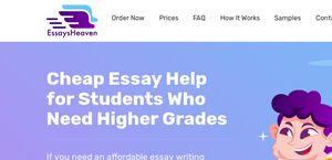 Essays Heaven