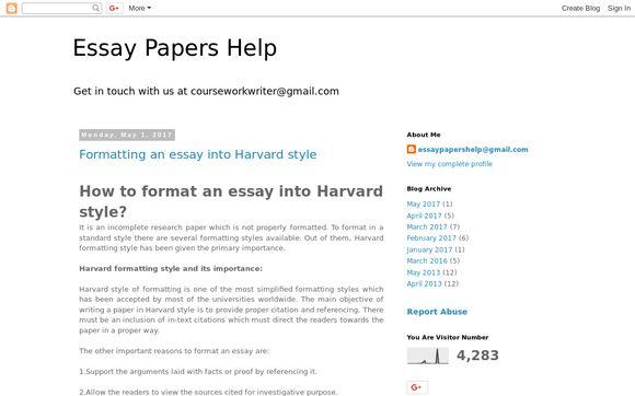 EssaysPapersHelp.blogspot