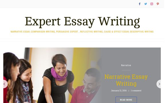 Expert Essay Writing