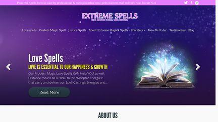 Extreme Spells