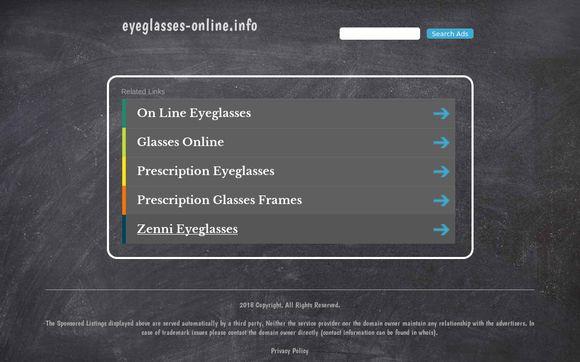 Eyeglasses-Online.info