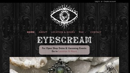 EYESCREAM Jewelry