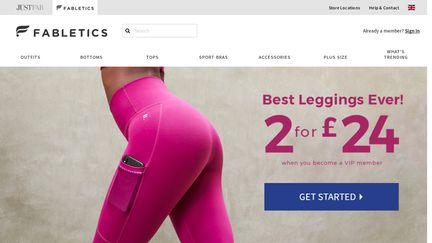 Fabletics.co.uk