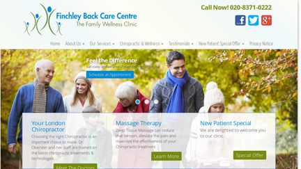 Finchley Back Care Centre