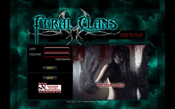 Feral Clans