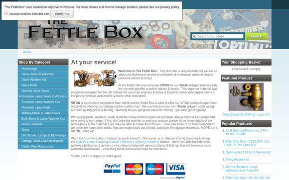 The Fettlebox